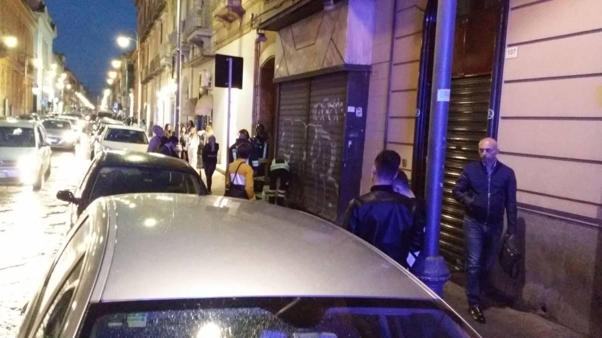 TRAGEDIA SFIORATA   Santa Maria Capua Vetere, fuga di gas in Corso Garibaldi