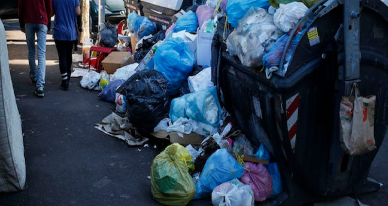 Vitulazio e Capua affogano nell'immondizia - di Alessandro Fedele