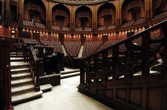 Proposta di legge in commissione trasporti della camera for Tv camera deputati
