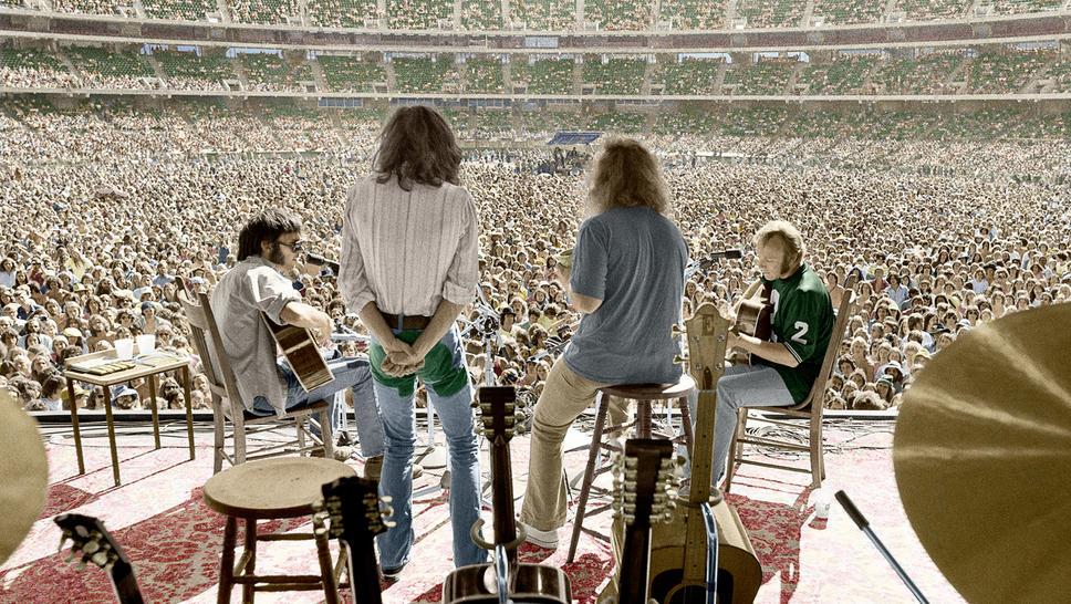 """""""Déjà-vu"""", de Crosby, Stills, Nash & Young, l'album culte qui signa la fin d'une époque, réédité et enrichi"""