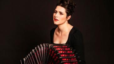 Louise Jallu à l'assaut d'Astor Piazzolla, maître du tango