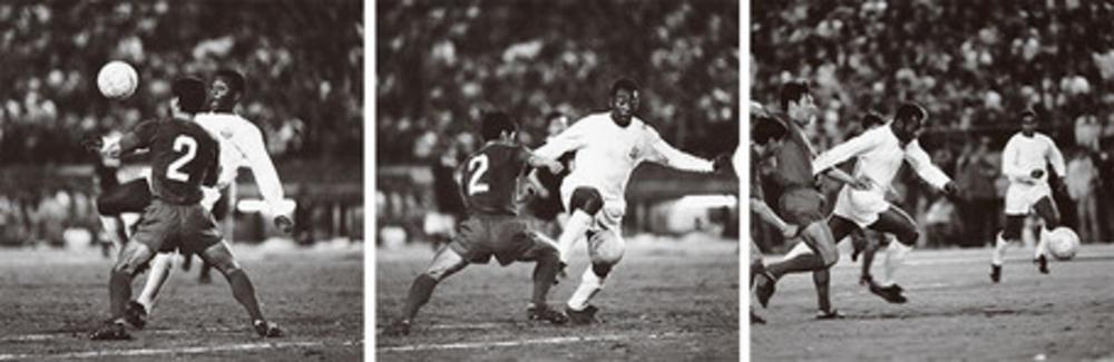 L'art du dribble ou comment les Brésiliens ont transcendé le foot