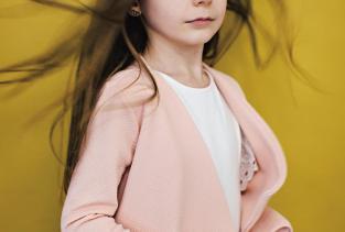 Sasha, à 10 ans.