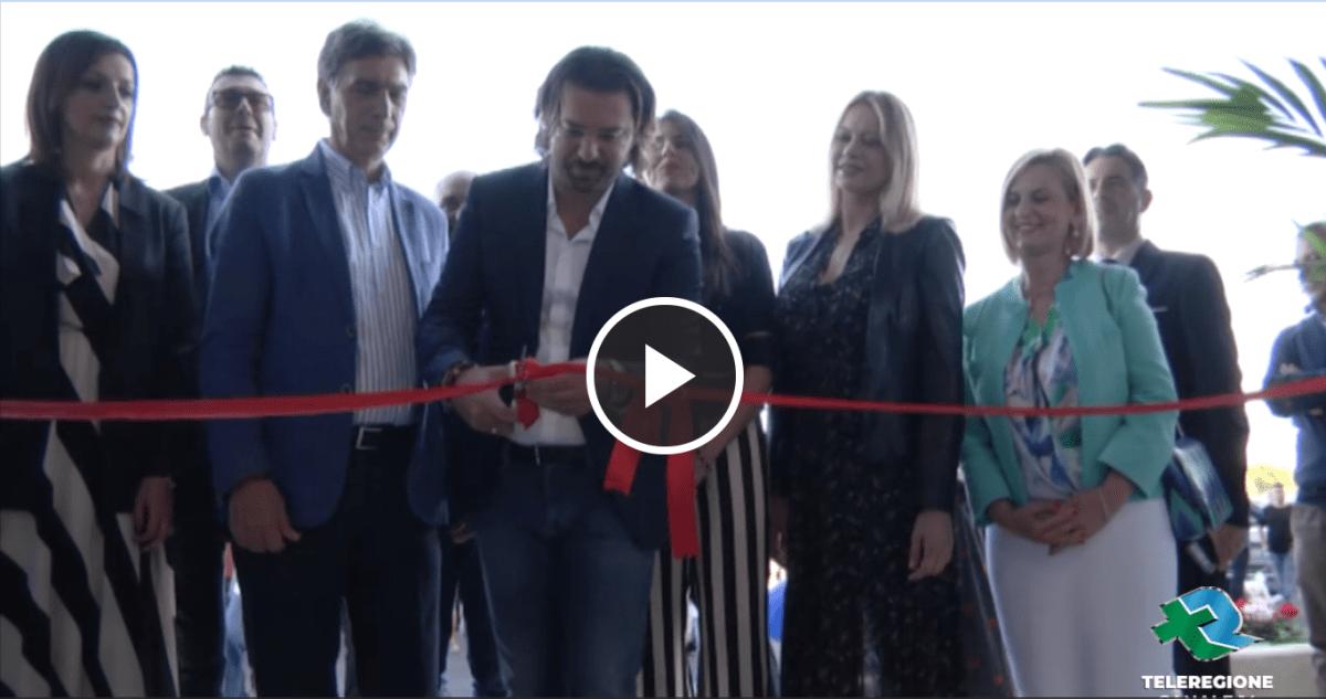 Nuovo Arredo A Taranto.Apre Nuovarredo Grande Festa Di Inaugurazione Teleregione