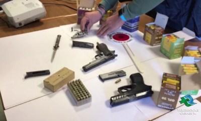 arsenale di armi