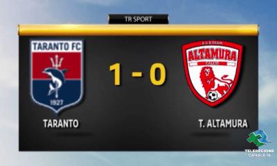 Taranto - T. Altamura 1-0