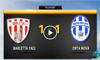 Barletta - Orta Nova 1-1