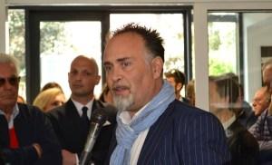 Una foto dell'Assessore Bronzolino.