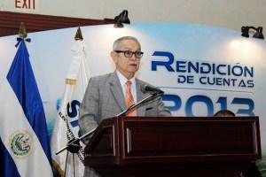 Luis Méndez Menéndez, superintendente de la Siget