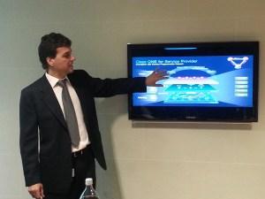 Daniel Gonsé, director de Ingeniería de Sistemas para Cisco Cono Sur