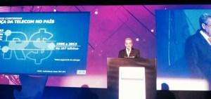 José Formoso Martínez, presidente de Embratel. Imagen: Camila De' Carli, TeleSemana.com.