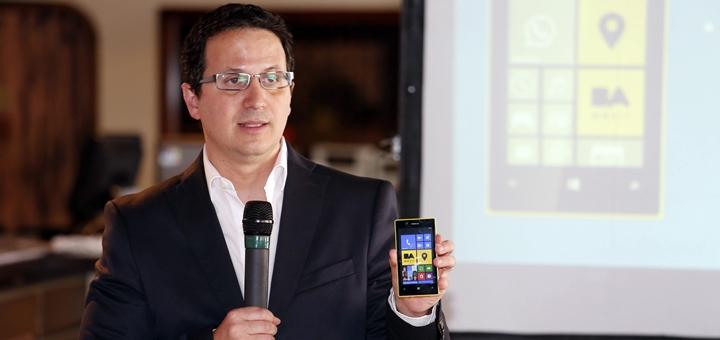Jorge Cella, director de Tecnología y de iniciativas de RSE de Microsoft Argentina y Uruguay. Imagen: Microsoft.
