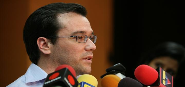 Pedro Maldonado, director general de Conatel. Imagen: Conatel