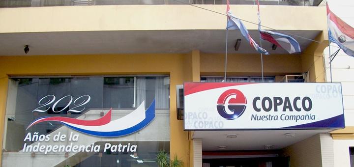 Sede central de Copaco. Imagen:  Copaco