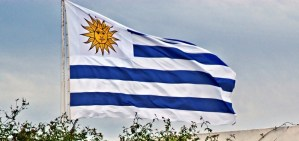 Bandera de Uruguay. Imagen: Vince Alongi/Flickr.
