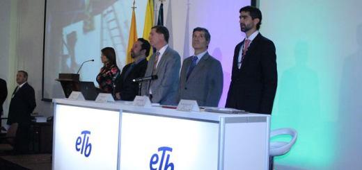 Asamblea de accionistas de ETB. Imagen: ETB