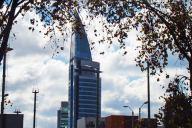 Torre de Telecomunicaciones en Montevideo, Uruguay. Imagen: Gilmar Mattos/ Flickr