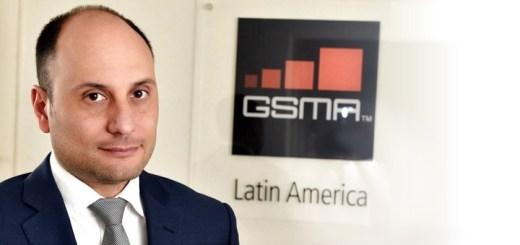 Sebastián Cabello, director de GSMA Latinoamérica. Imagen: GSMA.