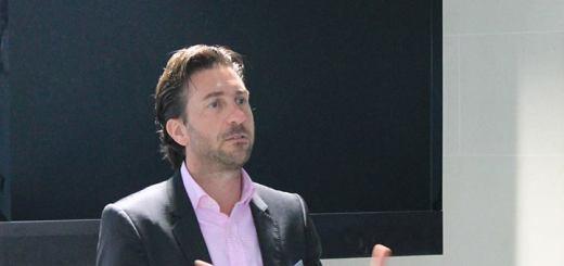 Lucas Olocco. Imagen: Cisco