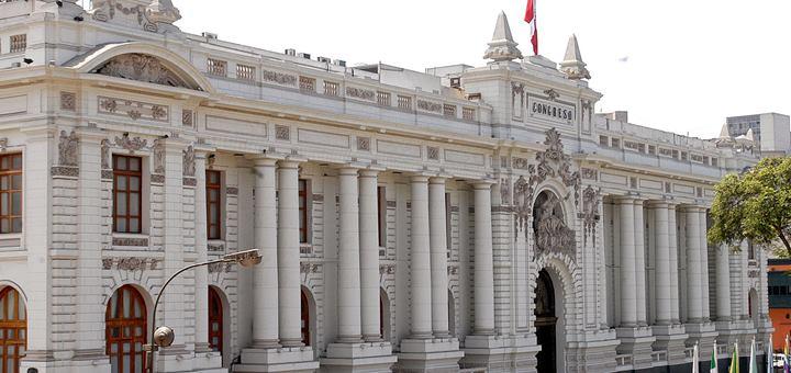 Congreso del Perú Imagen: El Heraldo - Centro de Noticias del Congreso de la República