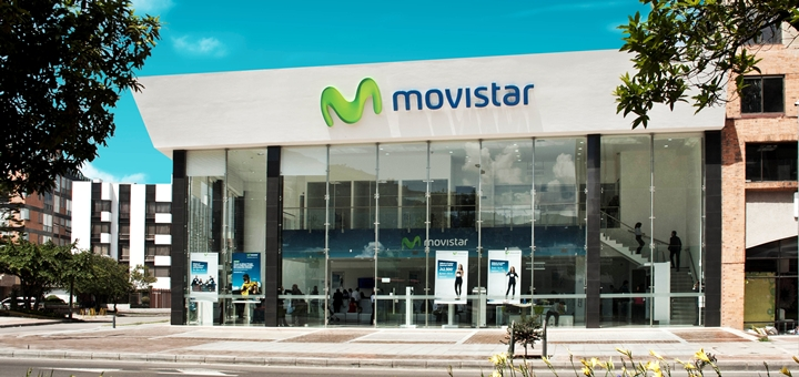Centro de Experiencia Bogotá. Imagen: Movistar