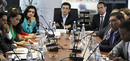 Comisión de Gobiernos Autónomos. Imagen: Asamblea Nacional de Ecuador