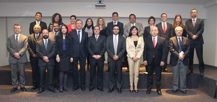 Consejo Consultivo del Ifetel. Imagen: Ifetel
