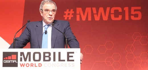 César Alierta. Imagen: GSMA