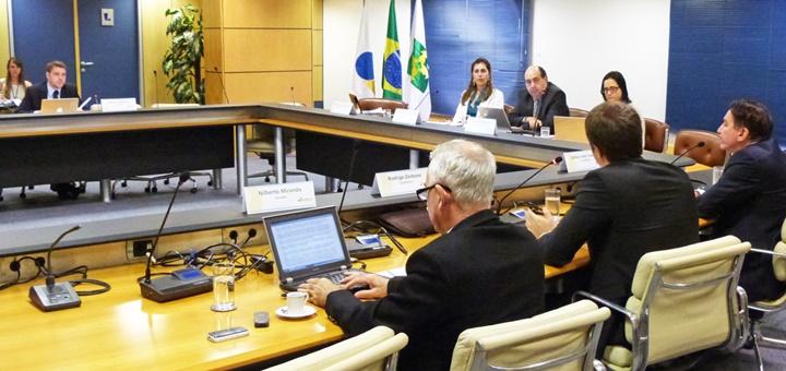 Reunión del consejo de Anatel. Imagen: Anatel