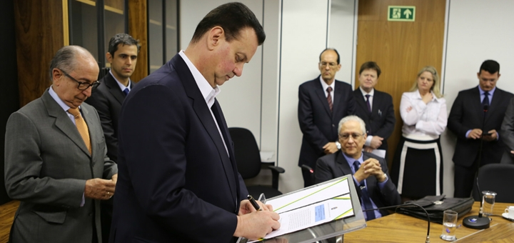 Ministro Kassab Imagen: Mctic.