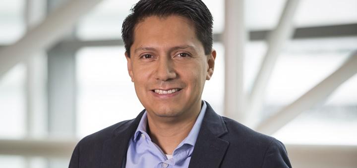 Héctor Silva, director de Tecnología de Ciena. Imagen: Ciena.