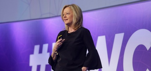 Allison Kirkby, CEO de Tele2. Imagen: GSMA