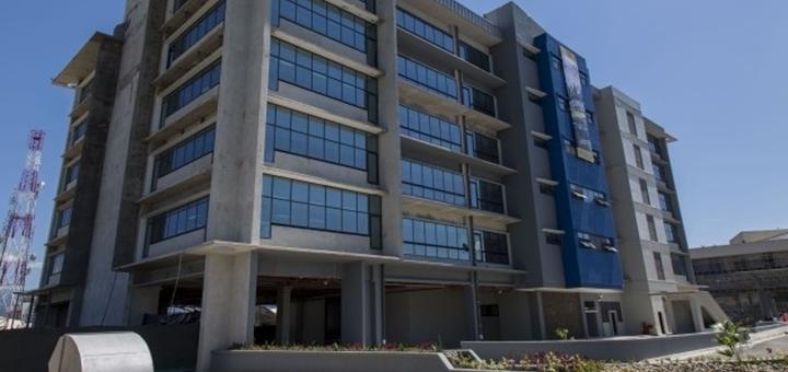 Edificio ICE. Imagen: Presidencia de Costa Rica.