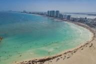 Cancún, Quintana Roo. Imagen: Cancun Strand Luftbild/Flickr.