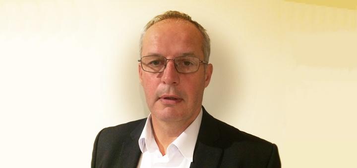 Paul Ward, International Sales Director de Etelm. Imagen: Etelm