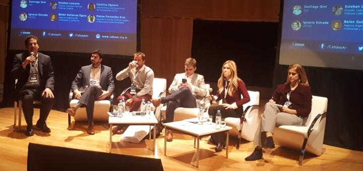 Panel: Responsabilidad de Intermediarios y buenas prácticas. Imagen: TeleSemana.com