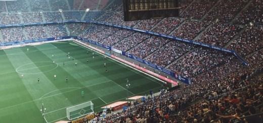 Mundial de fútbol. Imagen: Rob Bye/ Unsplash.