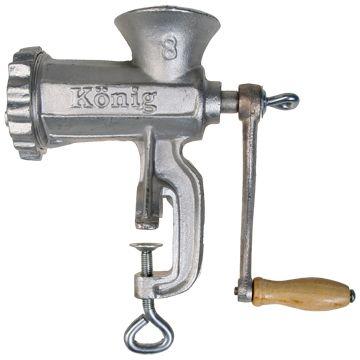 Ručna mašina za mlevenje mesa