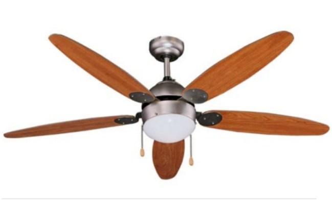 Plafonski ventilator sa osvetljenjem
