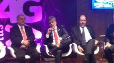 Rezende fala em coletiva de lançamento 4G da Vivo