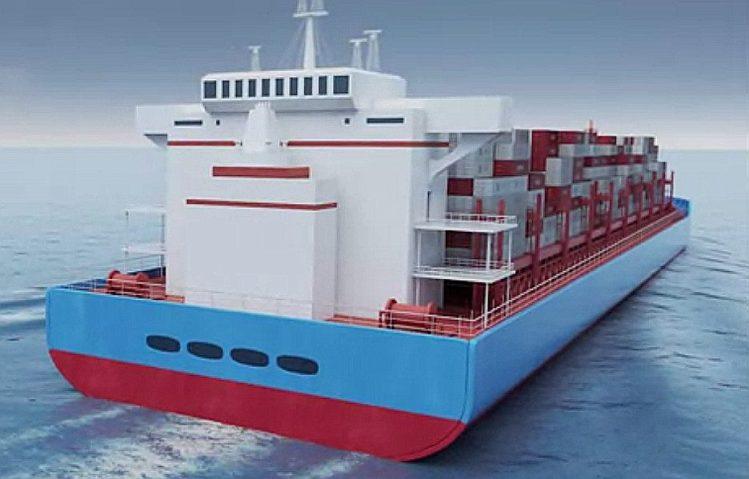 ericsson maritime ict cloud navio cargo m2m iot