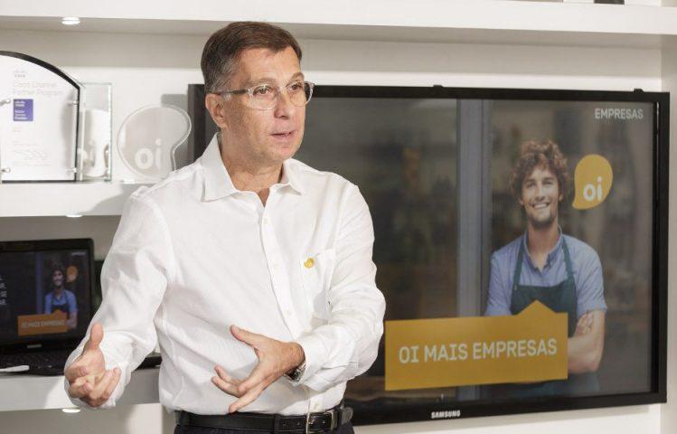 Maurício Vergani, diretor de negócios B2B da Oi apresenta os novos planos para PMEs