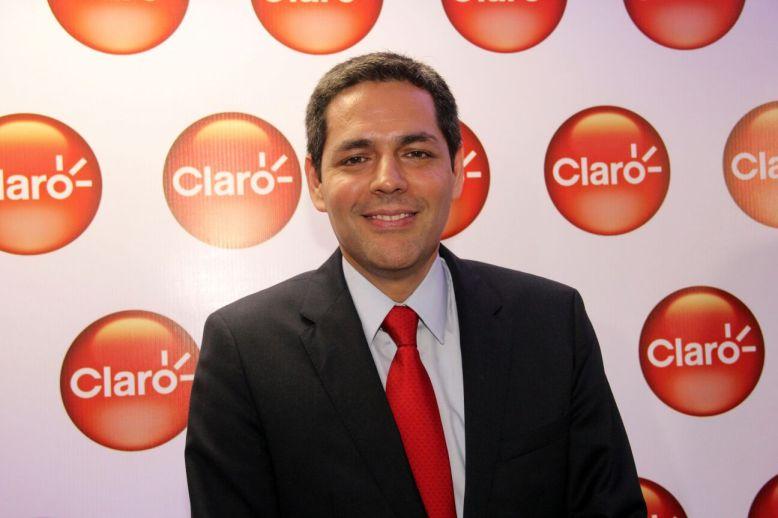 Carlos Zenteno, CEO da Claro (foto: Marcos Cardoso, divulgação).