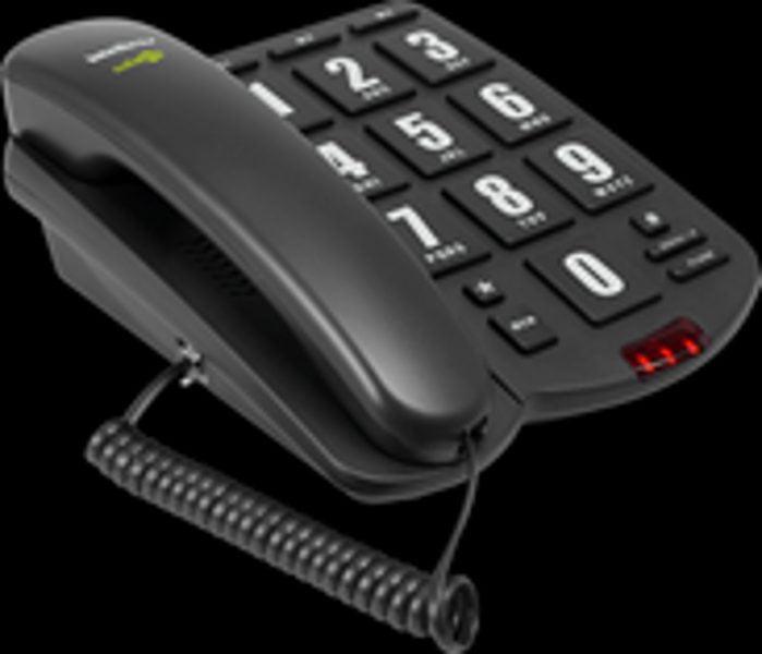 Telefone para perdas auditivas (foto: divulgação)