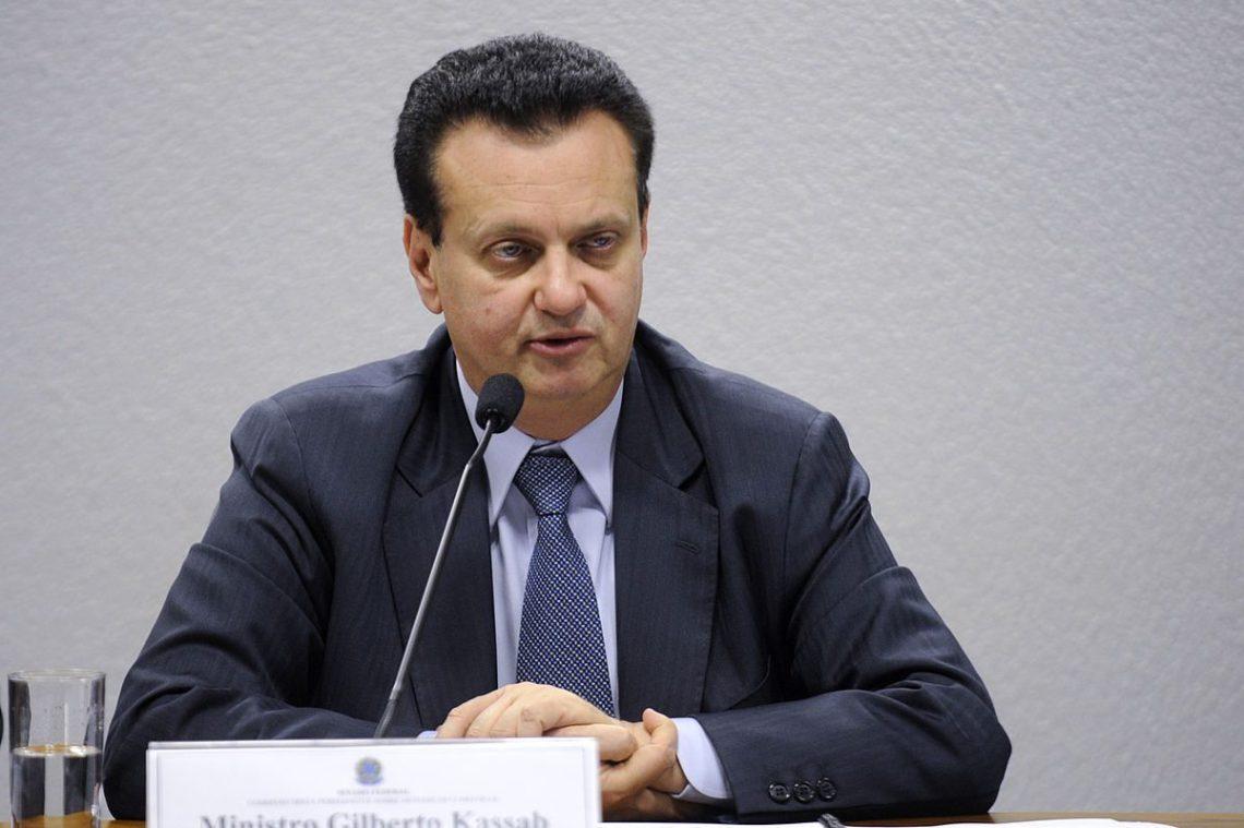 Gilberto Kassab Foto Jefferson Rudy-Agência Senado