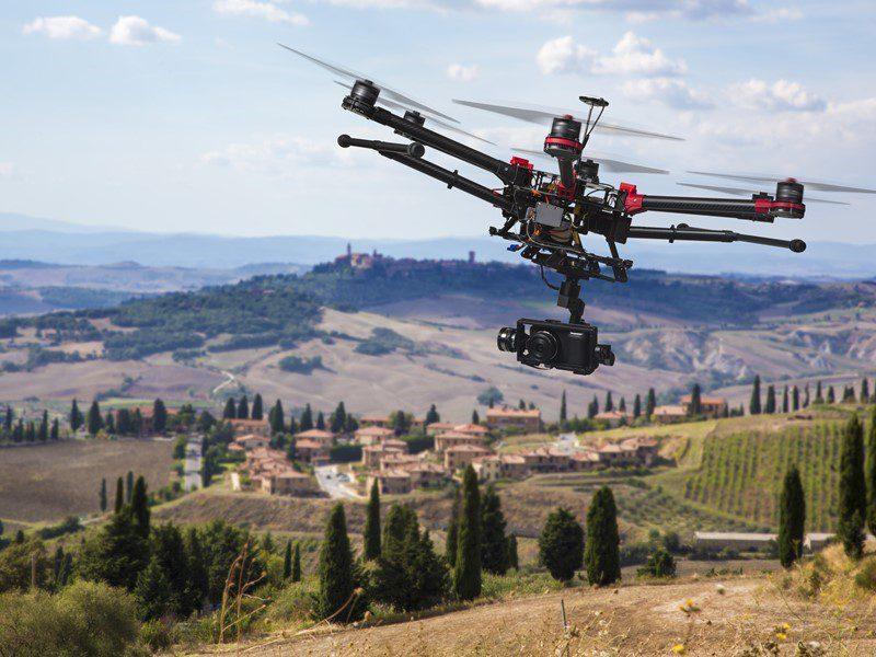 drone divulgaçã pwc