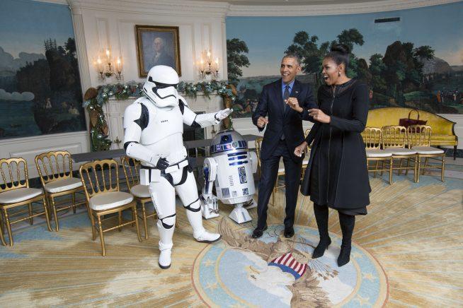 obama star wars lawrence jackson