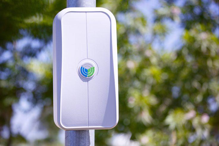 Um dos aparelhos já cirados pela iniciativa TIP, criar redes móveis a um custo mais baixo que sites hoje vendidos no mercado