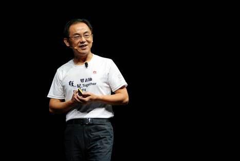 Ryan Ding, presidente de produtos e soluções da Huawei