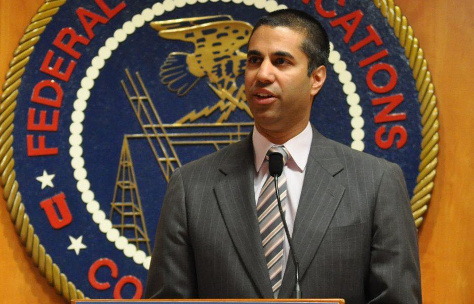 Ajit Pai, novo presidente da FCC